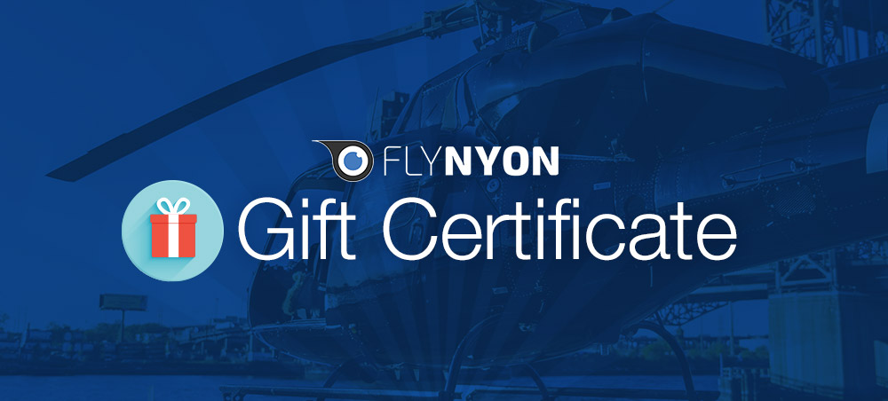 FlyNYON Gift Card